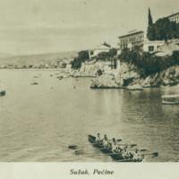 Sušak, Pećine