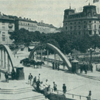 Sušak, pogranični most