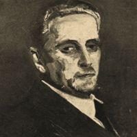 Autoportret Ljube Babića