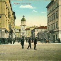 Fiume – Torre Civica