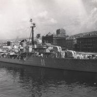 Brod Jugoslavenske ratne mornarice u Rijeci: R-11