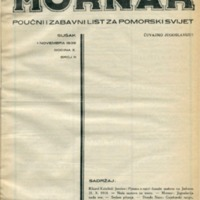 Mornar. God. 10(1938), 11