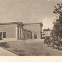 Željeznički kolodvor.